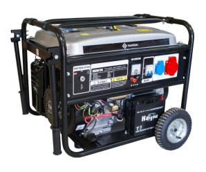 5kW/5,5kW sähköstartilla, valo- sekä voimavirta