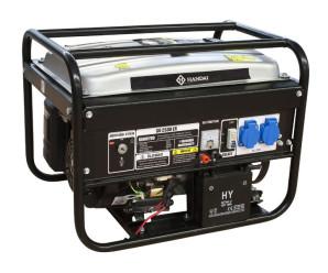 2,5kW/2,8kW sähköstartilla & kaukokäynnistyksellä
